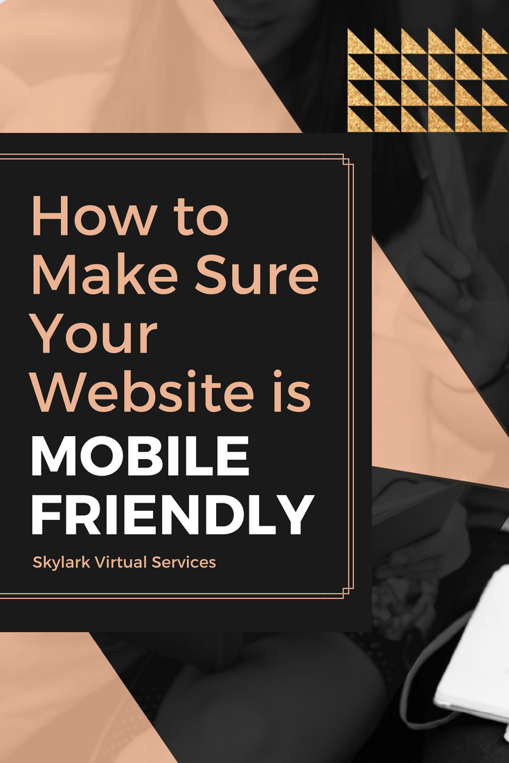 mobile friendly website graphic