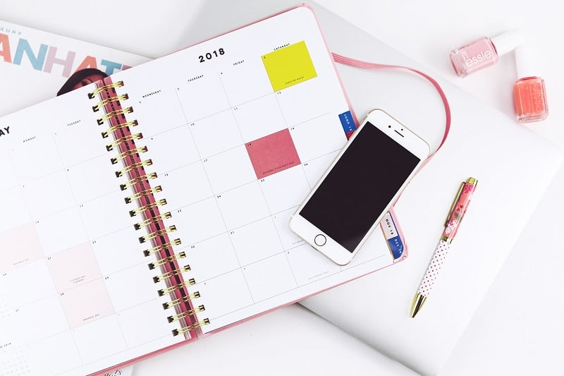 pinterest strategy what to pin and when - planning by the calendar