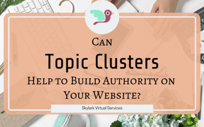Can Topic Clusters Help to Build Authority on Your Website?